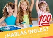Clases de inglés nativo a domicilio