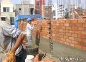 Maestro  albanil  soldador doy remodelaciones y casas y ampiaciones  0995707332