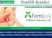 Equipos de ginecologia femilift