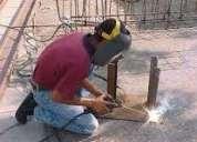 maestro soldador para  extruturas   nova losa  cubiertas puertas 0995707332