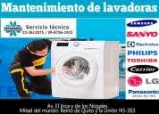 Reparacion y mantenimiento de electrodomesticos