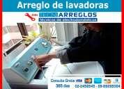 Reparacion de electrodomesticos.