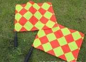 Banderines de arbitro costo de importacion