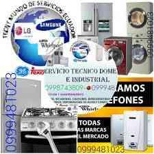 ↨ reparacion lavadoras secadoras calefones quito sangolqui refrigeradoras0987063299 la luz el bosq