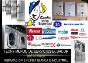 El inca 0992570623 reparaciones calefones, refrigeradoras, secadoras, lavadoras cumbaya san carlos