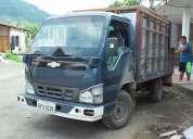 Me venden camión chevrolet nhr , año 07 ,( $15.000 negociable