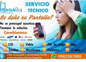 Servicio tÉcnico de celulares y tablets