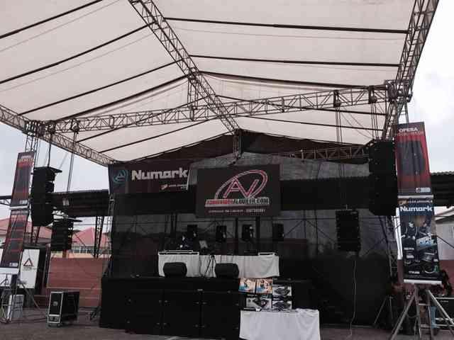 Alquiler De Sonido Profesional Line Array a Nivel Nacional