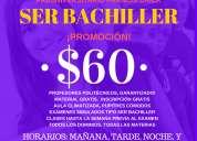 Curso ser bachiller unificado. 0990239387. profesionales politécnicos. 2261261 garantizado!
