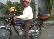 Aproveche vendo motocicleta de paseo marca qmc 150 cc