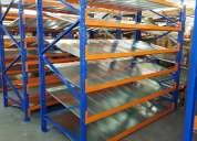 FabricaciÓn de perchas, estanterÍas, sistemas de almacenaje