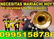 Mariachi economico - las 24 horas mariachi 911 - tenemos un mariachi cerca a su evento  0995158786