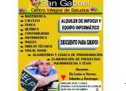 Ingenierio de sisitemas en Riobamba