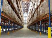 Perchas industriales para bodegas y almacenes