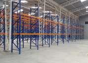 Venta de sistemas de almacenaje para bodegas