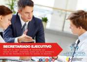 curso de asistente ejecutivo.
