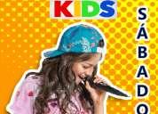 Clases de canto para niños y adolescentes.