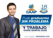 Centro de ayuda académica caap, tesis.