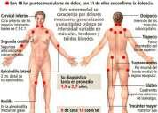 Tratamientos de varices, fibromialgia, hipotiroidismo