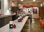 Remodelación de restaurantes y locales comerciales