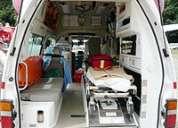 Medi trauma servicio de ambulancia 24 horas. atención - capacitación - asesoría