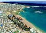 terreno 400 mts esquinero $ 13.500 en manta