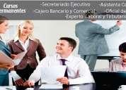 Curso practico de asistente contable y tributario.