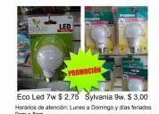 Focos led reduce tu planilla de luz