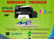 Impresora epson l575  sistema de tinta original de fabrica