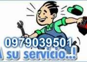 Siepre al servicio  plomero24 h norte de quito 0979039501..