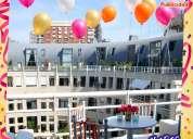 Venta de globos con helio & jarros sublimados