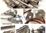Fabricacion de cartuchos calefactores de alta densidad herten