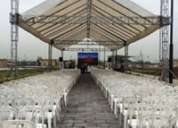 alquiler de carpas gigantes para eventos en guayaquil