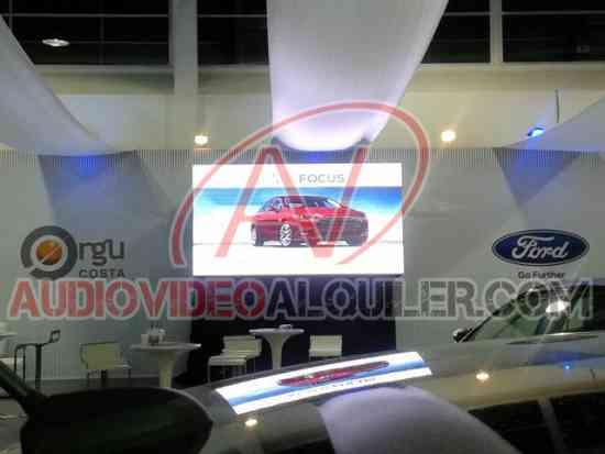 ALQUILER DE PANTALLA LED GIGANTE EN GUAYAQUIL
