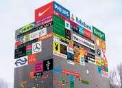 Empleo empresa de publicidad solicita asesoras de ventas , diseñador grafico y secretaria.