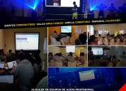 alquiler de equipos de audio profesional en guayaquil