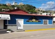 En catamayo vendo propiedad con negocio de discoteca funcionando