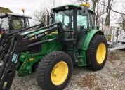 Tractor john deere 6220 se