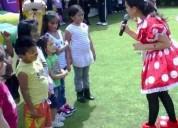 Se realizan fiestas infantiles sector norte, centro norte y sur de la cuidad de quito