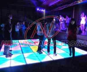 Alquiler de salas LED, pistas LED , barra LED en Guayaquil