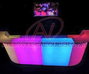 Barra LED Ecuador