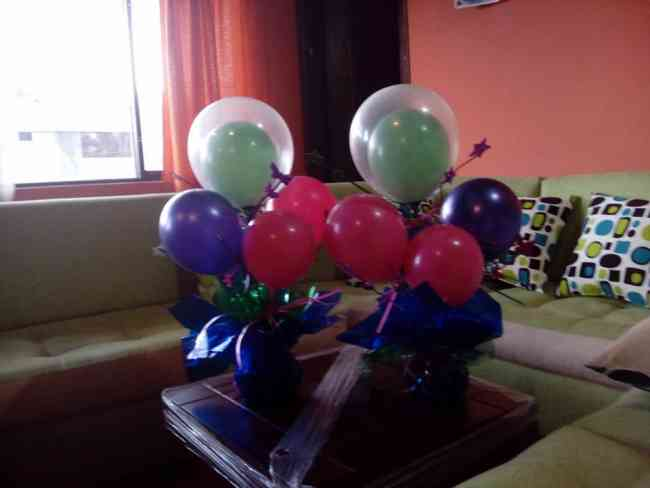 con globos arreglos para fiestas infantiles animacion y eventos ambato doplim