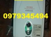 Todo en mantenimientos de calefones cel: 0979345494
