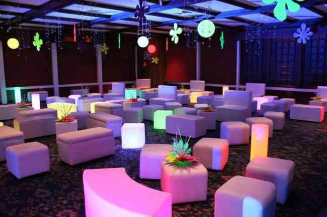 Alquiler de salas LED en Guayaquil