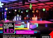 Salas led y salas lounge en guayaquil