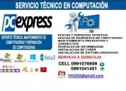 tecnico de pc express