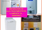 <3 servicio tecnico--0991664680 quito reparacion de calefones, lavadoras. secadoras a domicilio e