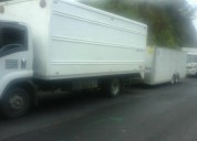 Camiones para remolques y carga en general