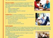 Summer english courses