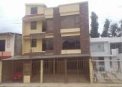 Se vende casa con 3 departamentos